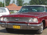 Melle de Haan - Ford Galaxie 500 XL 1963