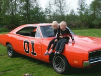 Piet Tel - Dodge Charger General Lee 1969